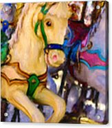 Carousel #2 Acrylic Print
