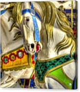 Carousel Charger Acrylic Print
