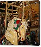 Balboa Park Carousel Acrylic Print