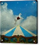 Carousel Day Acrylic Print