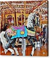 Carousel Horse 4 Acrylic Print
