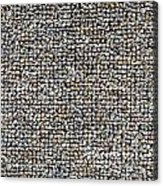 Carpet Texture Acrylic Print