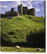 Carreg Cennan Castle Acrylic Print