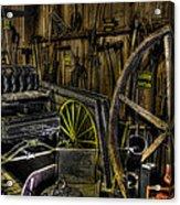 Carriage House Acrylic Print