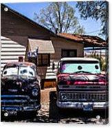 Cars 2 Acrylic Print