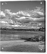 Carsington Beach Acrylic Print