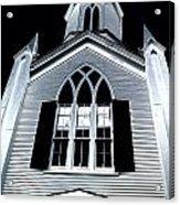 Carver Church Acrylic Print