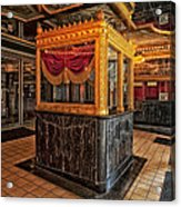 Carver Theatre Box Office - Birmingham Alabama Acrylic Print