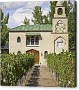 Casa Rodena Winery Acrylic Print