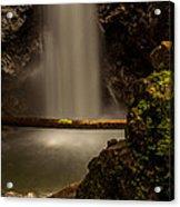 Cascade Falls 8 Acrylic Print