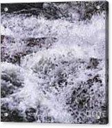 Cascade Acrylic Print