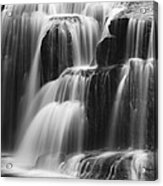 Cascades Of Lower Lewis Falls Acrylic Print