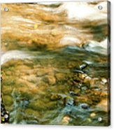 Cascading Waters Acrylic Print