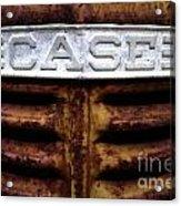 Case Acrylic Print