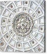 Caserta Royal Palace Acrylic Print