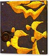 Cash Brass Acrylic Print