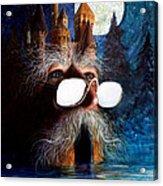Casolgye Acrylic Print