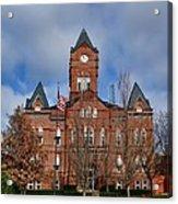 Cass County Courthouse Acrylic Print