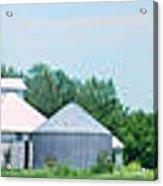 Cass County Farm Acrylic Print