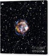 Cassiopeia A, Nustar X-ray Image Acrylic Print