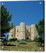 Castel Del Monte Acrylic Print