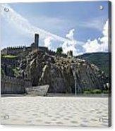 Castelgrande - Bellinzona Acrylic Print