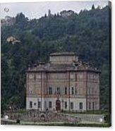 Castello Di Pamparato Acrylic Print