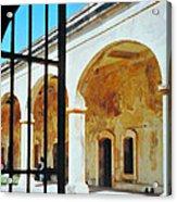 Castillo San Cristobal Acrylic Print