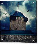 Castle Burg Acrylic Print