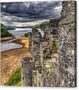 Kilchurn Castle Scotland Acrylic Print
