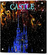 Castle Dreams Acrylic Print