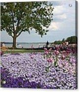 Castle Garden Schwerin - Germany Acrylic Print