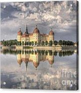 Castle In The Air Acrylic Print