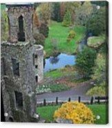 Castle Keep Acrylic Print