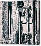 Castle Lamps Acrylic Print
