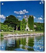 Castle Menlo  Acrylic Print