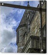 Castle Menzies From The Window Acrylic Print
