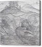 Castle Of Heaven Acrylic Print