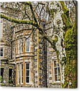 Castle Of Scottish Highlands Acrylic Print