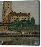 Castle Of Vyborg Acrylic Print