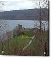 Castle On The Loch Acrylic Print