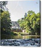 Castle Overlook Acrylic Print