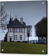 Castle Ploen Gatekeeper's House Acrylic Print