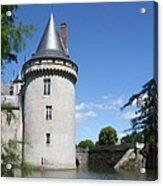 Castle Sully Sur Loire - France Acrylic Print