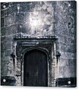 Castle Tower Acrylic Print by Joana Kruse