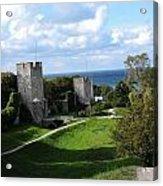 Castle Towers Acrylic Print