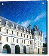 Castles Of France Acrylic Print