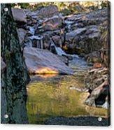 Castor River Shut-ins Acrylic Print