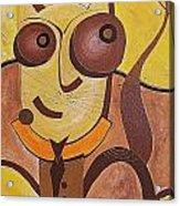 Cat 434-08-13 Marucii Acrylic Print