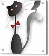 Cat 729 Acrylic Print